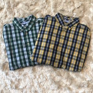 Men's Tommy Hilfiger button-down shirt bundle, XXL